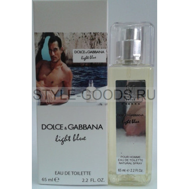 D&G Light Blue for men, 65 мл (м)