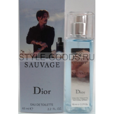 Christian Dior Sauvage, 65 мл (м)