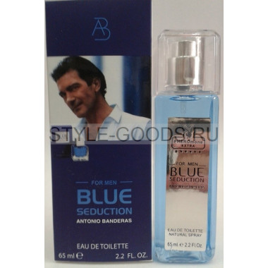 Antonio Banderas Blue Seduction men, 65 мл (м)