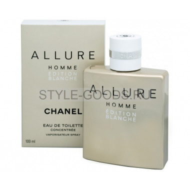 "Chanel ""Allure Homme Edition Blanche"",  100 мл"