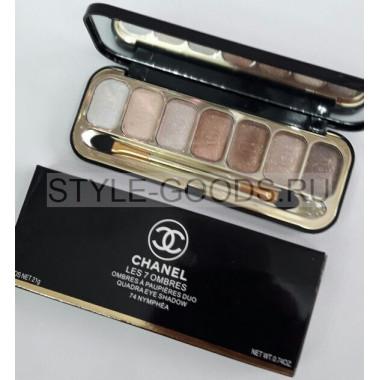 "Тени для век "" Chanel 7 Color"" № 07"