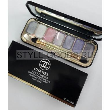 "Тени для век "" Chanel 7 Color"" № 06"