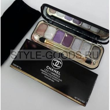 "Тени для век "" Chanel 7 Color"" № 03"