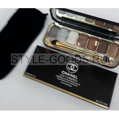 "Тени для век "" Chanel 7 Color"" № 02"