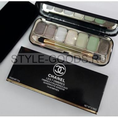 "Тени для век "" Chanel 7 Color"" № 01"