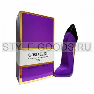 "Carolina Herrera ""Good Girl Purple"", 80 мл"