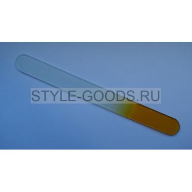 Пилка стеклянная ZINGER (оранжевая) 19.5 см
