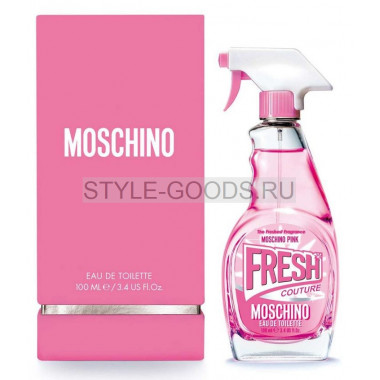 "Moschino ""Pink Fresh Couture"", 100 мл (ж)"