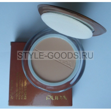 Пудра PUPA Silk Touch Compact Powder, 11 г № 03