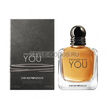 G.Armani Emporio Stronger With You, 100 мл (м)
