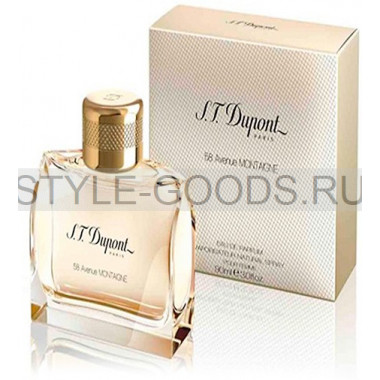 S.T.Dupont 58 Avenue MONTAIGNE, 100 мл (ж)