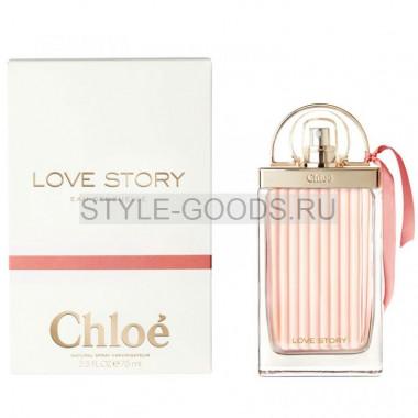 "Chloe ""Love Story eau Sensuelle"", 100 мл (ж)"