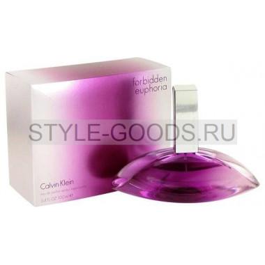 """Calvin Klein """"Euphoria Forbidden"""", 100 мл (ж)"""