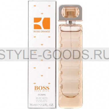 """Hugo Boss """"Orange"""", 75 мл (ж)"""