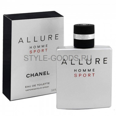 "Chanel ""Allure Homme Sport"", 100 мл (м)"