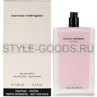 Narciso Rodriguez For Her EDP, 100 мл (тестер) (ж)