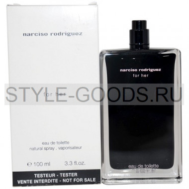 Narciso Rodriguez For Her EDT, 100 мл (тестер) (ж)