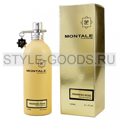 "Montale ""Highness Rose"", 100 ml"
