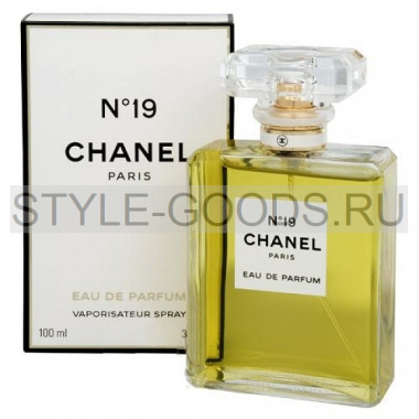 Chanel № 19 Poudre, 100 мл (ж)