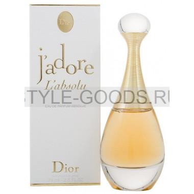 """Christian Dior """"J`Adore L`Absolu"""", 100 мл"""