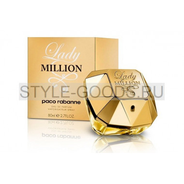 Paco Rabanne Lady Million, 80 мл (ж)