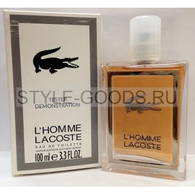 """Lacoste """"L`Homme"""", 100 мл (тестер) (м)"""