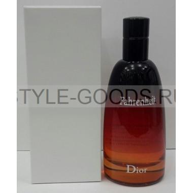 """Cristian Dior """"Fahrenheit"""", 100 мл (тестер) (м)"""