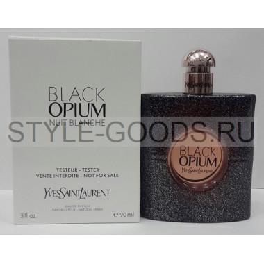 "YSL ""Black Opium Nuit Blanche"", 90 мл (тестер) (ж)"