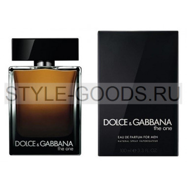 "D&G ""The One for men eau de parfum"", 100 мл (м)"