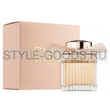 "Chloe ""Absolu eau de parfum"", 75 мл (ж)"