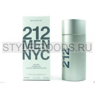 "Carolina Herrera ""212 Men NYC"" 100 мл (тестер)"