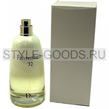 """Christian Dior """"Fahrenheit 32"""" (тестер) (м), 100 мл"""