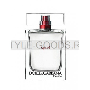 "D&G ""The One Sport  for Men"" 100 мл (тестер)"