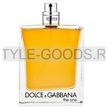 "D&G ""The One for Men"" 100 мл (тестер)"