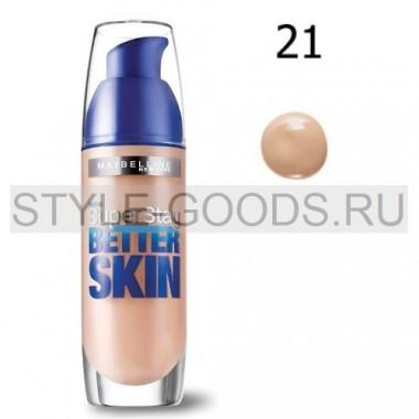 Тональный крем  Maybelline Better Skin, № 021
