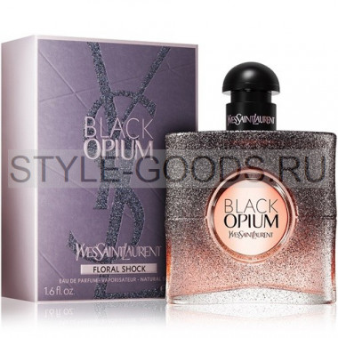 """YSL """"Black Opium Floral Shock"""", 90 мл (ж)"""
