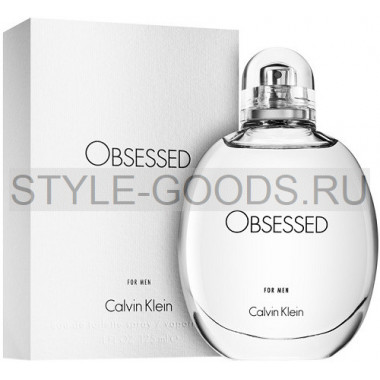 "Calvin Klein ""Obsessed for men"", 125 мл (м)"