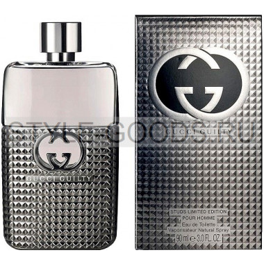 """Gucci """"Guilty Studs Pour Homme"""", 90 мл (м)"""