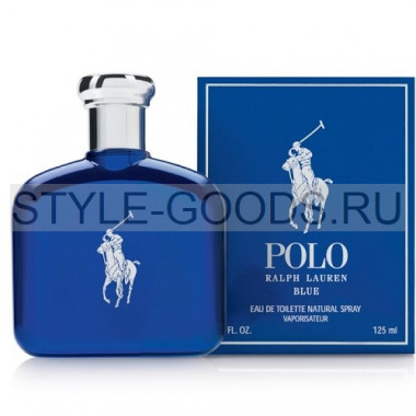 "Ralph Lauren ""Polo Blue for men"", 125 мл (м)"