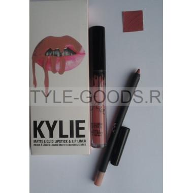 """Матовый блеск + карандаш """"Kylie"""" - Maliboo"""