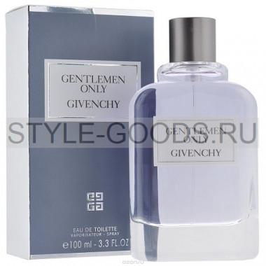 Givenchy Gentlemen Only, 100 мл (м)