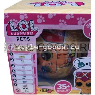 Кукла LOL Surprise Pets, 3 серия