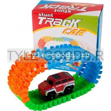Мини-трек Stunt Track Car 56 деталей