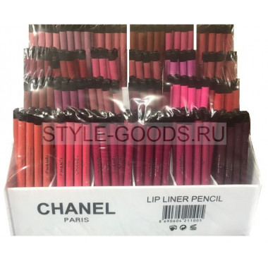 Карандаши для губ,глаз и бровей Chanel 288 шт.