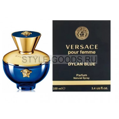 "Versace ""Dylan Blue Pour Femme"", 100 мл (ж)"