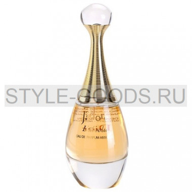Chirstian Dior J`adore L`Absolu, 100 мл (тестер) (ж)