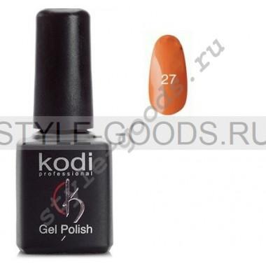 Гель-лак для ногтей Kodi Professional № 27