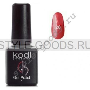 Гель-лак для ногтей Kodi Professional № 26