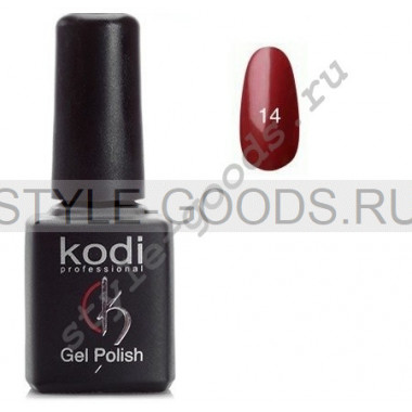 Гель-лак для ногтей Kodi Professional № 14