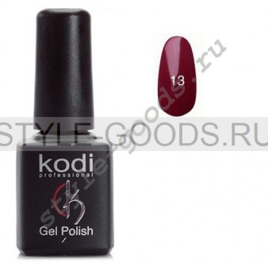 Гель-лак для ногтей Kodi Professional № 13